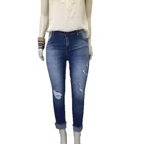 d8ae0f54df Calça Rasgada Feminina - Calças Jeans Feminino em Cotia no Mercado ...