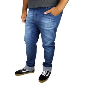 853925d71 Calça Jeans Lycra Stretch Masculina Slin Excelente Qualidade ...