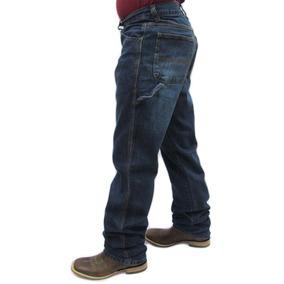 bdbb596a30103 Calca Jeans Canelado Blue Kyrie - Calças Masculino no Mercado Livre Brasil