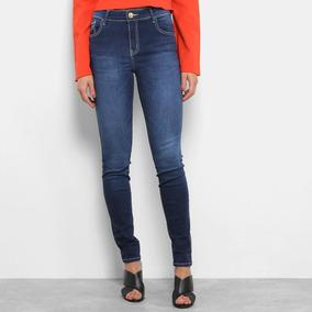 f97bc513be Calca Jeans Skinny Coca Cola Feminina - Calças no Mercado Livre Brasil