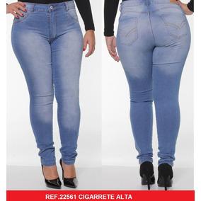 1625a4ff7 Calca Jeans Com Estampa Onca Biotipo Calcas - Calças Feminino no ...