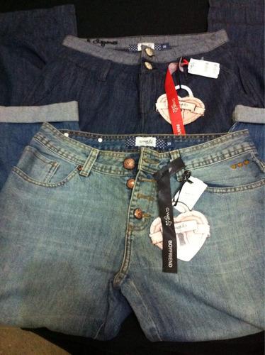 calças angel boy friend ou pantalona de 295,00por 79,90 cada