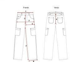 calças cargo (tatica)  meio elastico rip stop azul marinho