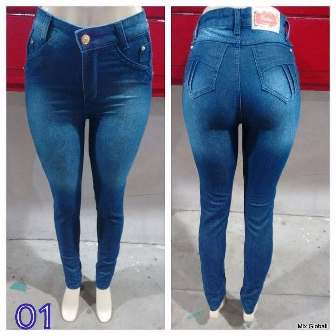 4036f92c5 Calças Jeans Feminina