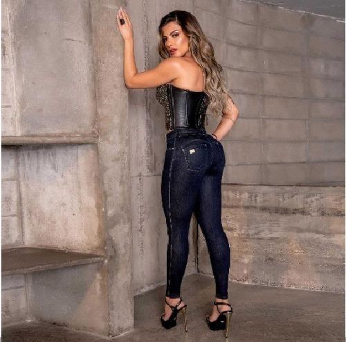 calças jeans feminina lançamento 2020 pit bull jeans 35507