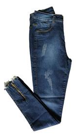 ecba9d8b1 Linda Calca Mix Jeans Com - Calças Jean com o Melhores Preços no Mercado  Livre Brasil