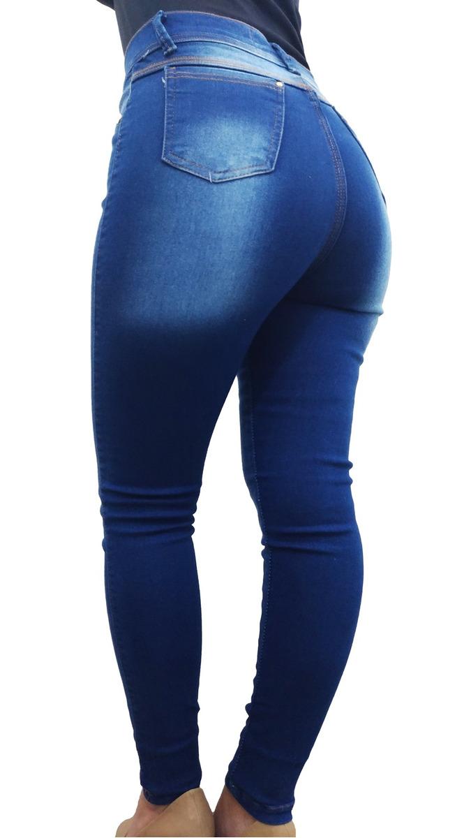 da530e3d2 calcas jeans femininas hot pant cintura alta c lycra barata. Carregando zoom .