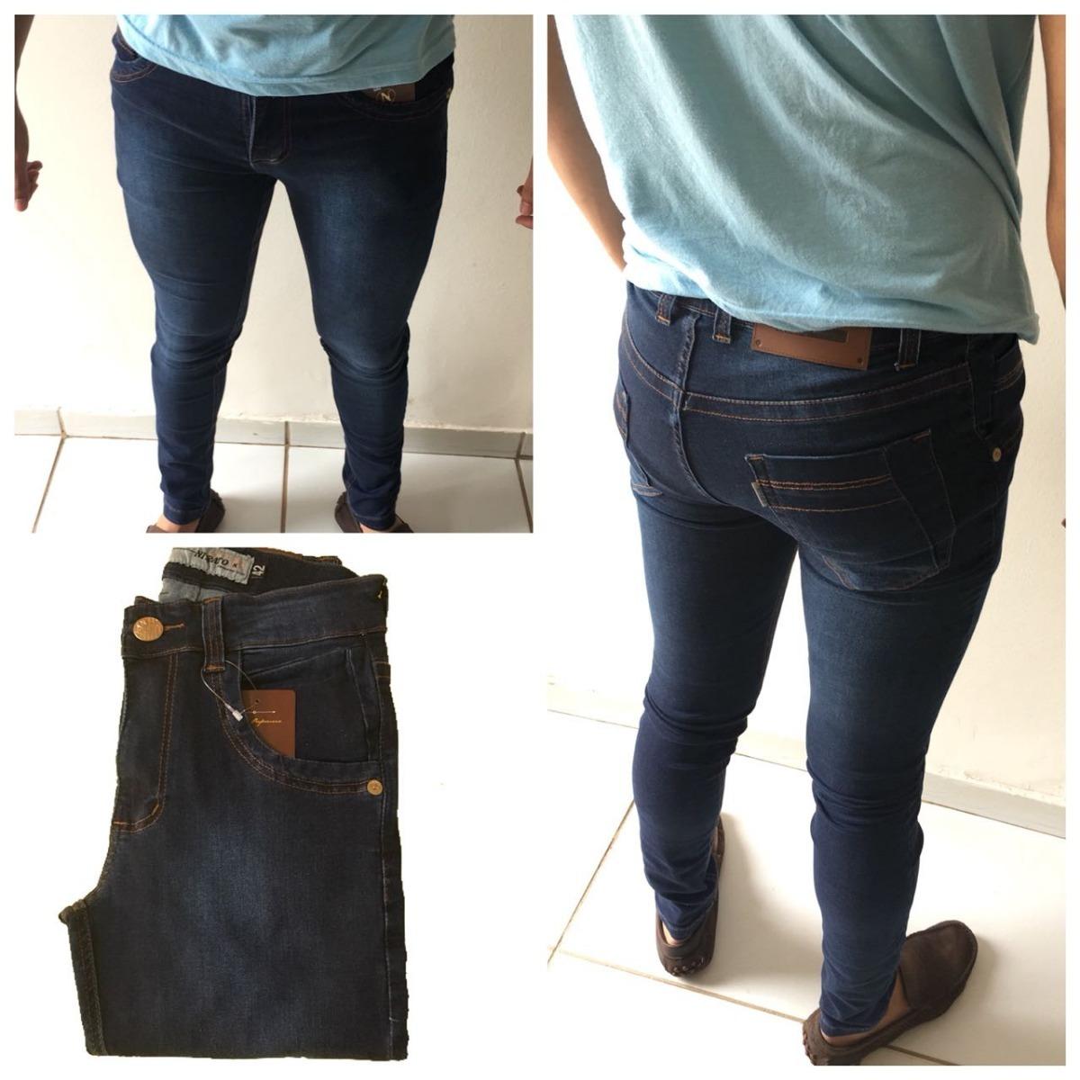 f75f3e98b4547 calças jeans masculina elastano kit c 2 atacado revenda top. Carregando  zoom.