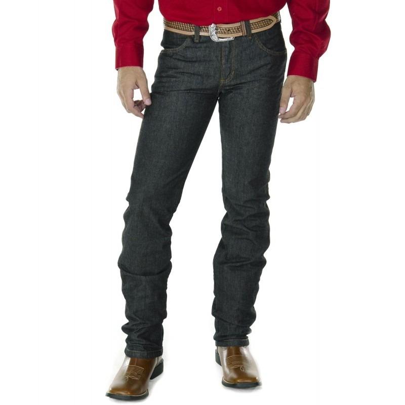 calças jeans masculina estilo country lycra rodeio original. Carregando  zoom. c33bf1eca11