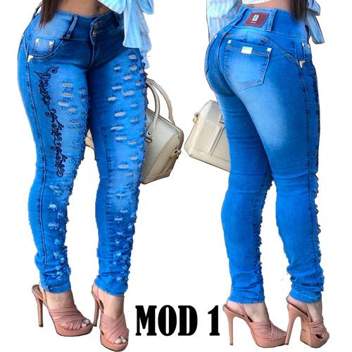 calcas jeans pit
