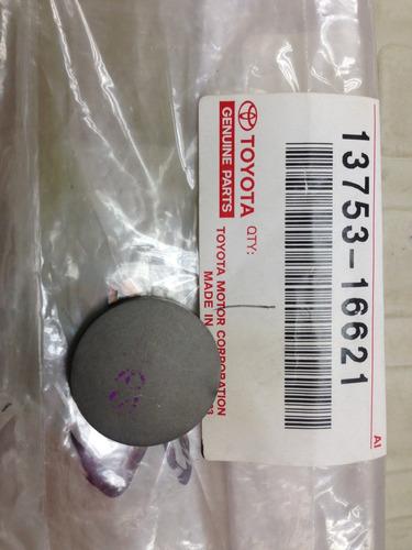 calce ajuste de válvula toyota corolla 92-98 baby c original