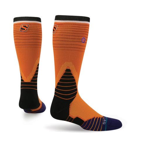calceta basketball stance mediana crew maxima calidad soles