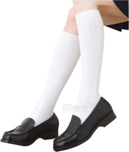 calceta escolar 12 pares $14.00 par envío grati