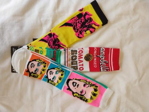 calcetas mayoreo 10 paquetes de 3 pares dibujos superheroes