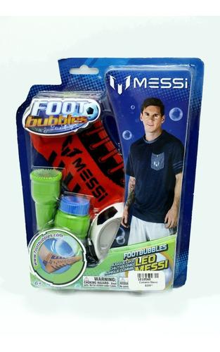 calcetas para dominar burbujas de messi