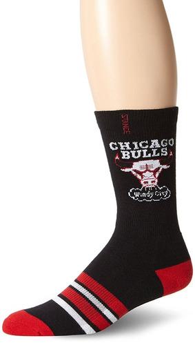calcetas stance bulls chicago basquetbol jordan pippen