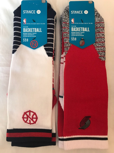calcetas stance nba xl