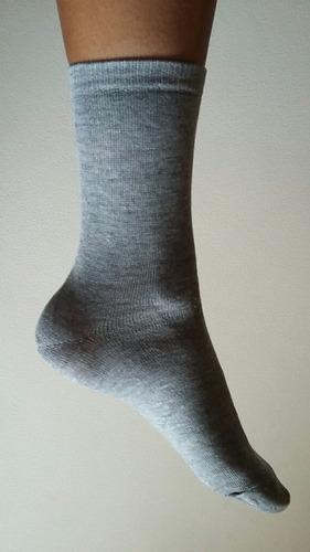 calcetin canilleras medias 1 par unisex dama hombre vestido