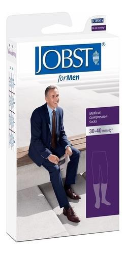calcetín de compresión jobst formen 30-40 mmhg rodilla