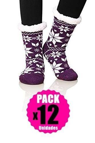 calcetines antideslizante interior de chiporro 12u
