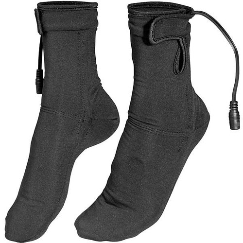 calcetines con calefacción firstgear negros xs