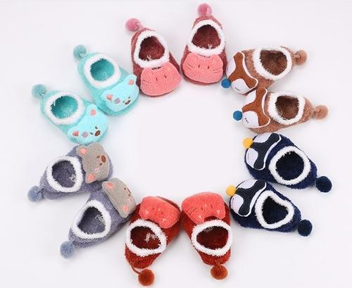 calcetines con muñeca,tipo pantufla,antiderrapante,bebe,niño