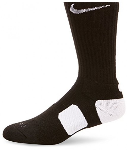 new arrival 33a1d 3bc86 Calcetines De Baloncesto Nike Dri-fit Elite Crew Black /w - $ 61.555 ...
