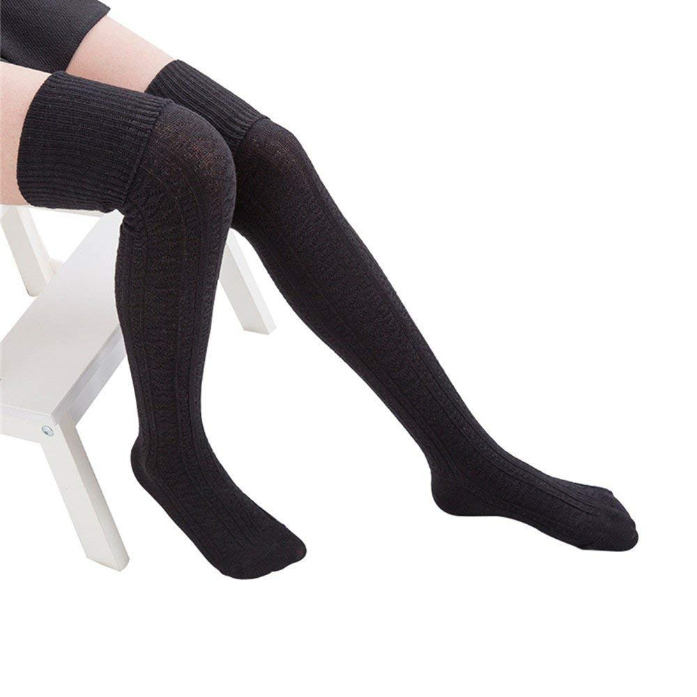 Calcetines De Bota Larga De Muslo Beauty7 Para Mujeres So ...