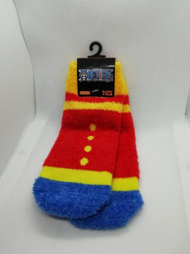 calcetines de luffy de one piece originales