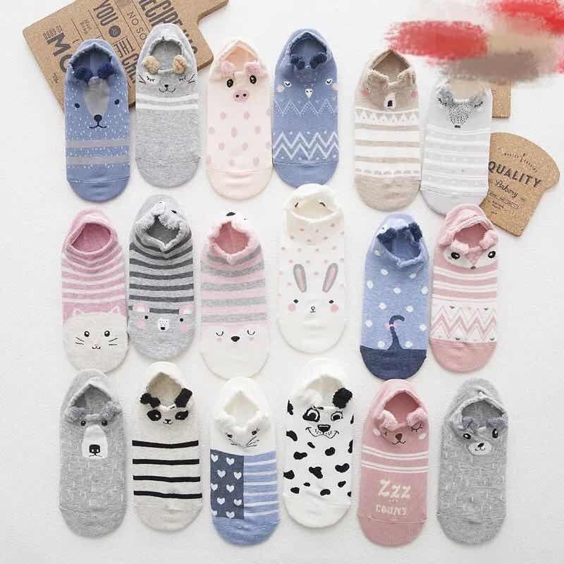 Nuevos objetos muy agradable encontrar mano de obra Calcetines De Mujer Calcetines Con Orejas Calcetines