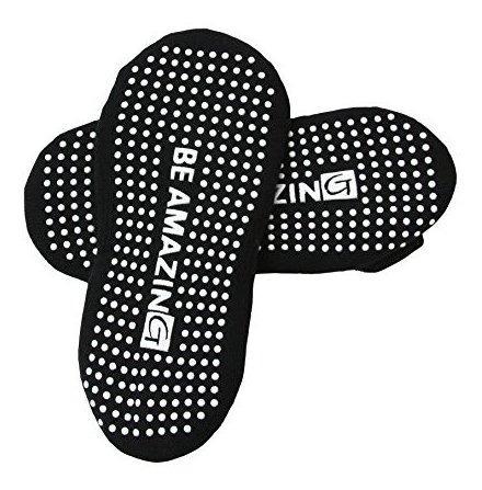 calcetines de yoga para mujeres calcetines de barra agarre a