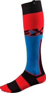 calcetines fox racing fri imp. 2015 mx/off. gruesos azul sm