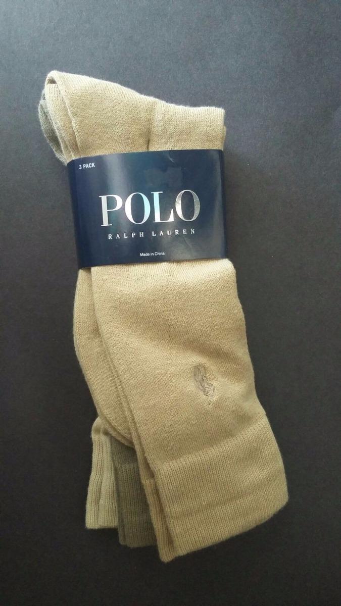 Calcetines Marca Polo Ralph Lauren -   370.00 en Mercado Libre 189e20c2487