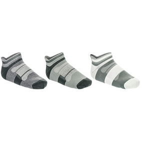 c125f14b Calcetines Mujer Asics Quick Lyte Cush St Zk3182w.0720 Gris-