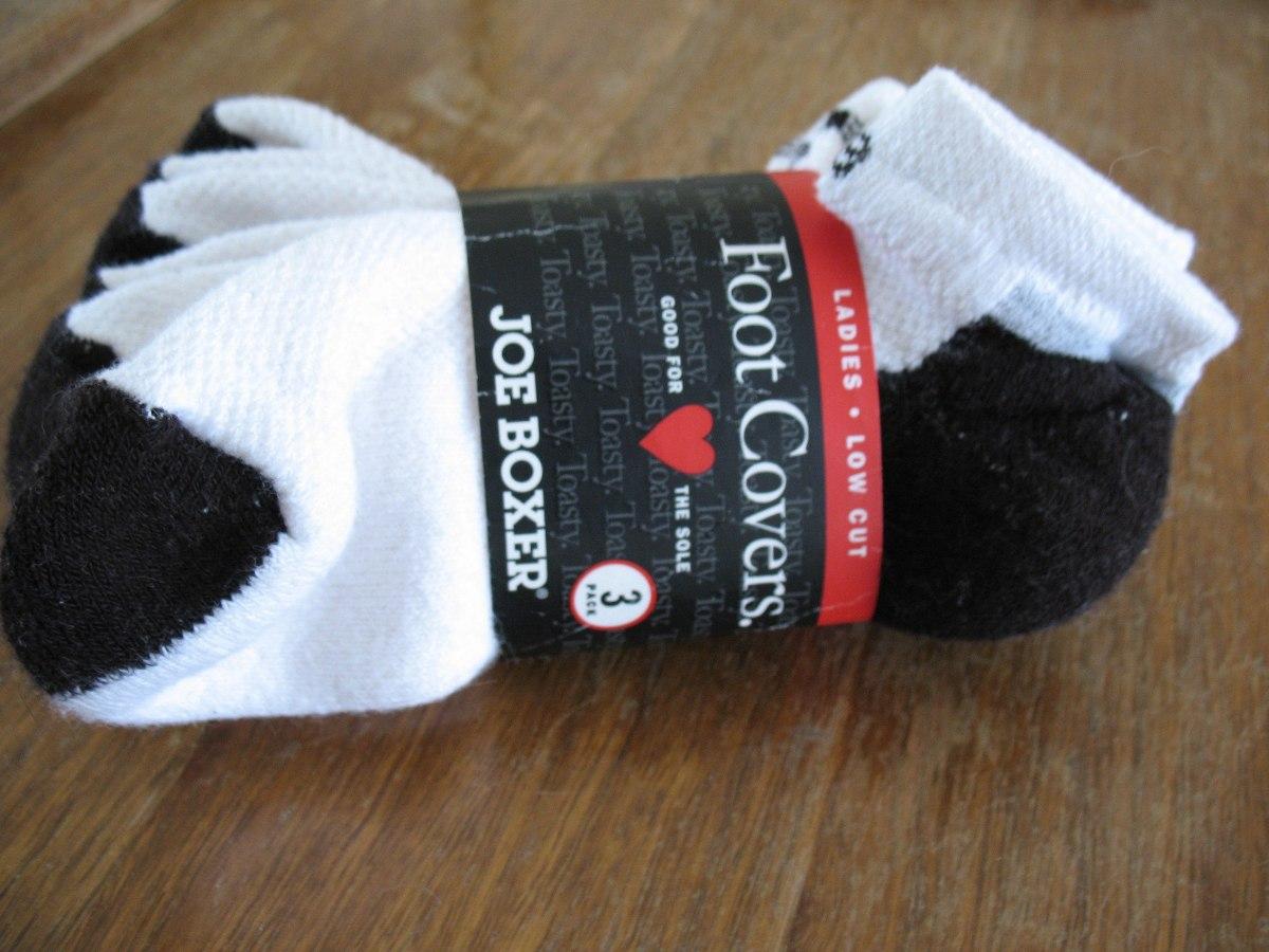 distribuidor mayorista salida online gran descuento Calcetines Mujer Joe Boxer - Calcetas Deportivas 3 Pack