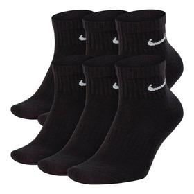 Calcetines Nike Cortas Everyday Pack 6 Pares Originales