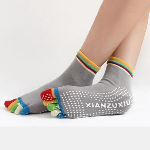 calcetines para yoga, pilates, pole dance