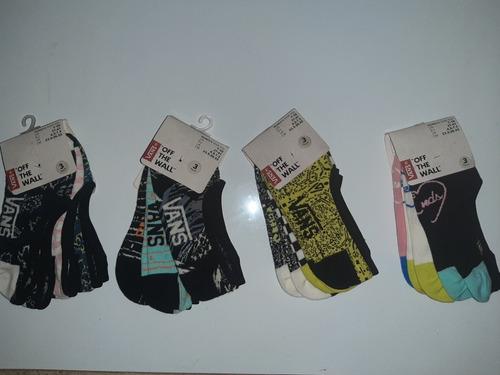calcetines tines vans dama