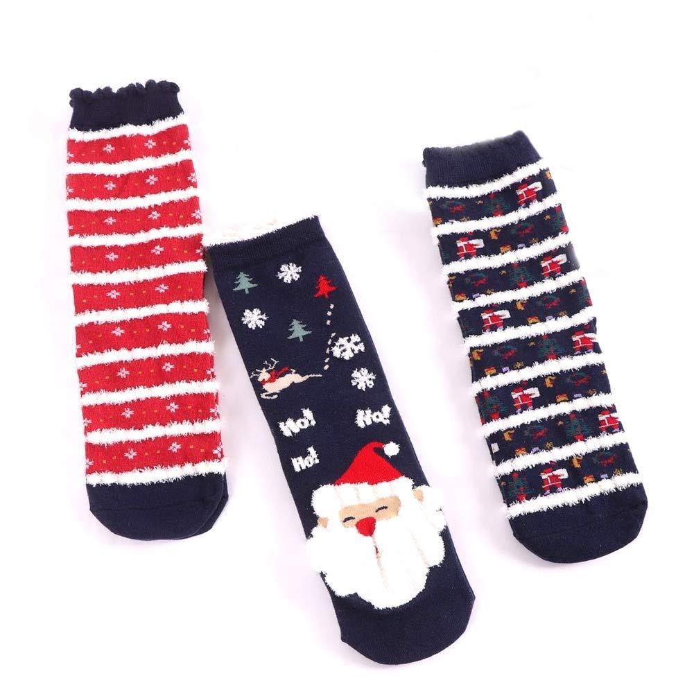 Calcetinesálido Calcetines Lindos Tobillo Vacaciones Navidad ...