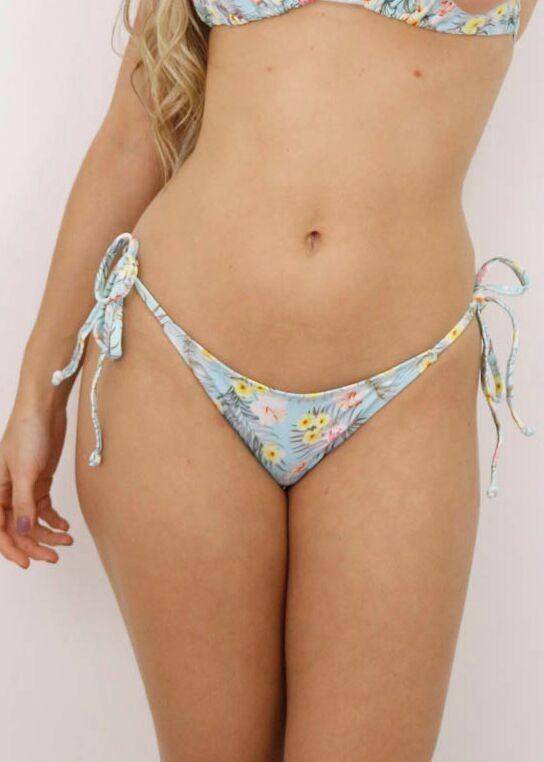 c2fbb78a8 Calcinha Biquini Bikini Lacinho Biquíni Praia Feminino B12 - R  55 ...