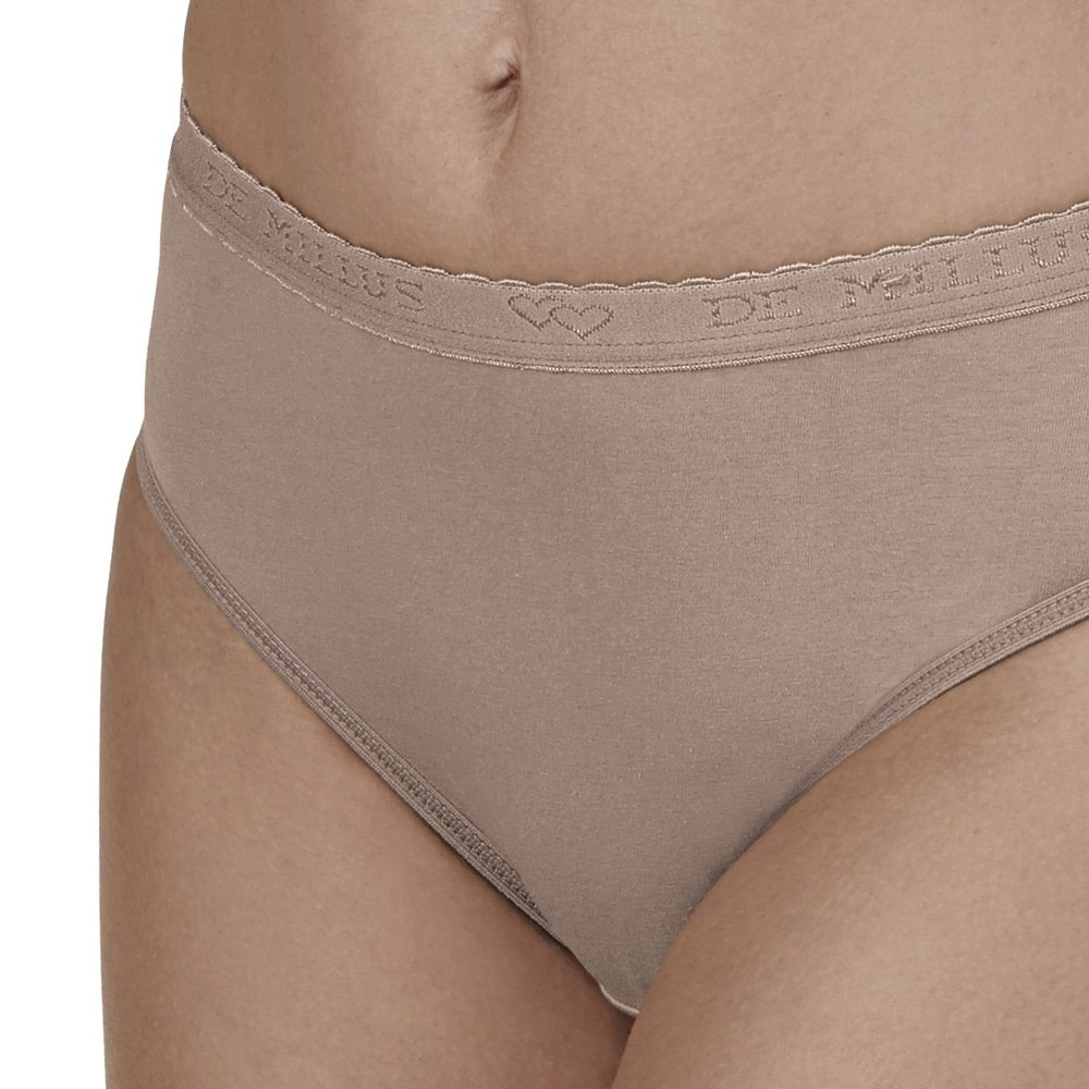 fa30529be Calcinha Cavada Plus Size Lithos Demillus Em Cotton 26014 - R  21