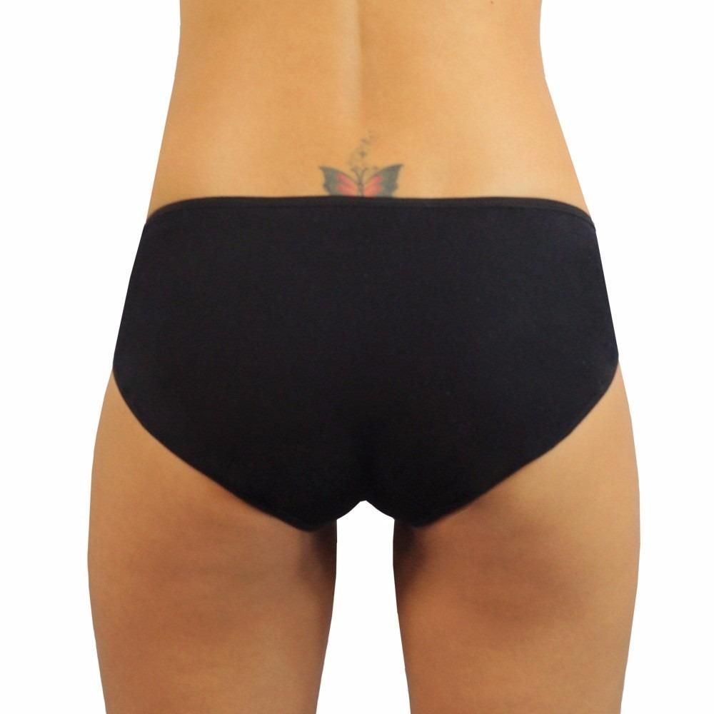 calcinha com enchimento para empinar o bumbum - lux confort. Carregando  zoom. 952fedf69cf