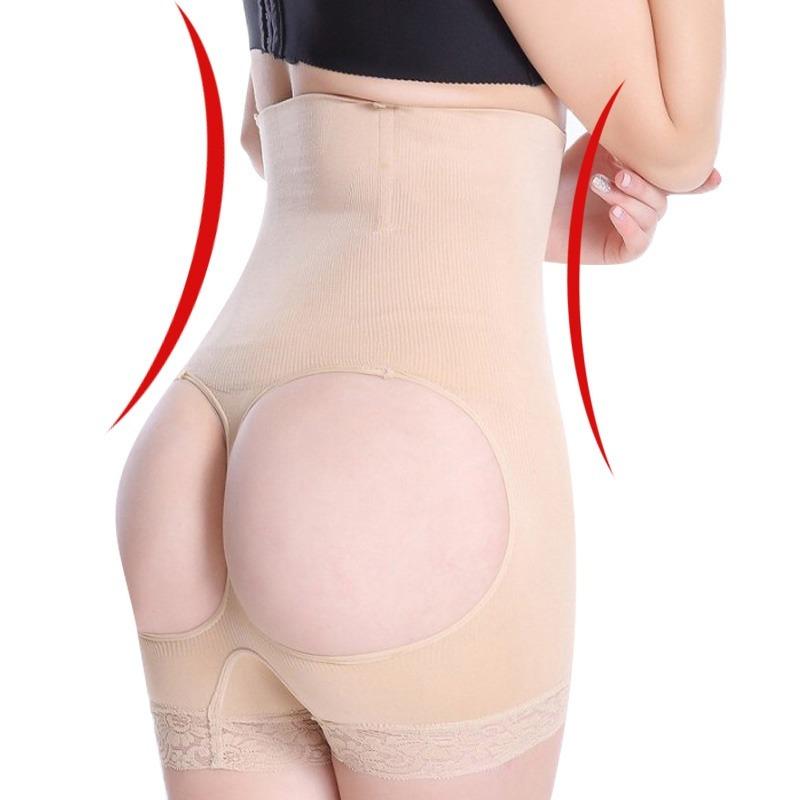 d47cd68b2 calcinha short cinta levanta bumbum sem bojo   cintura alta. Carregando  zoom.