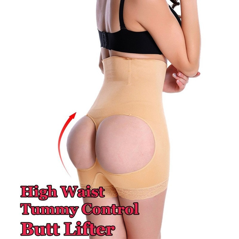 ee1c082a3 calcinha short cinta levanta bumbum sem bojo cintura alta. Carregando zoom.