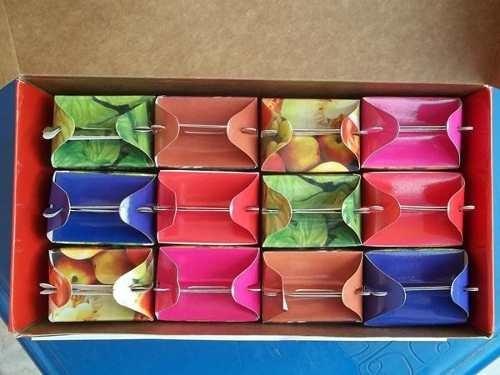 calcinha tangas perfumadas c/24 caixinhas atacado / revenda