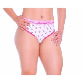 9619a90fe27ec Calcinha Com Elastico - Calcinhas Femininas no Mercado Livre Brasil