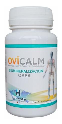 calcio biológico 4 ovicalm - pack 4 meses