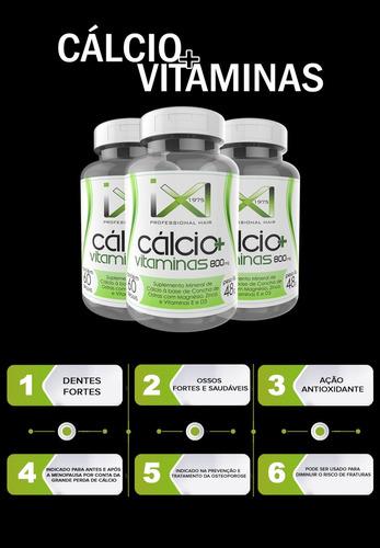 cálcio mais vitaminas 800mg