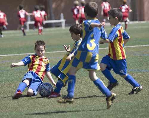 Resultado de imagen para niños deportistas