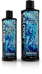 calcion 500ml brightwell cálcio concentrado liquido